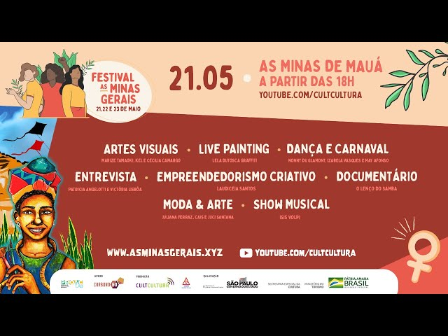 AS MINAS DE MAUÁ | Festival As Minas Gerais