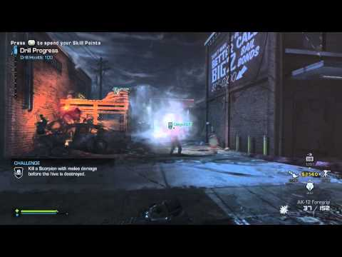 Call of Duty Ghost Extinction Unlimited Gun Glitch, No Downing How to ...