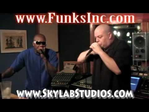 CRAZY Freestyle Beat Box Jam FUNKS INC. @ Skylab Studios Taped by UDTV Productions