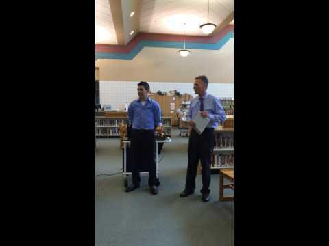 Shelby Public Schools Board Meeting Introducing Juan Carlos Lozano Part 1