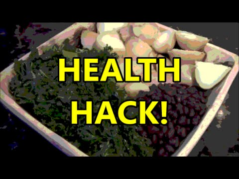 Vegan Bodybuilding Meal + Health Hack