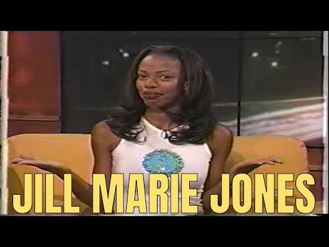 Jill Marie Jones  with John Salley