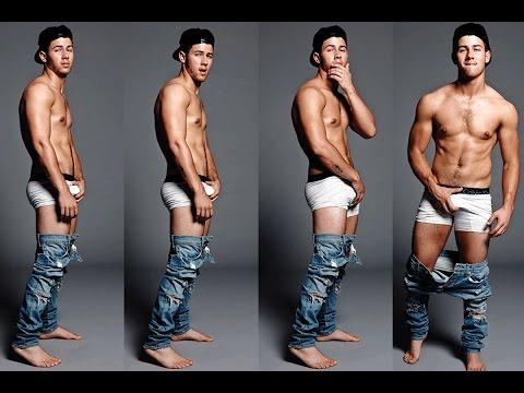 Nick Jonas Sexiest Moments
