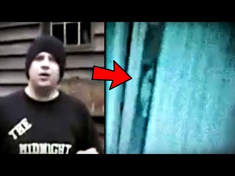 5 Creepy Paranormal Videos You've Never Seen