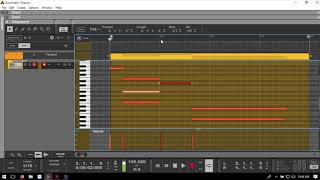 Learn Reason 10 | Quick Tip #5 | Nudging MIDI Notes