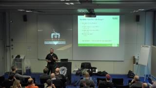 TR17 - Arming Small Security Programs Network Baseline Generation (...) with Bropy - Matthew Domko