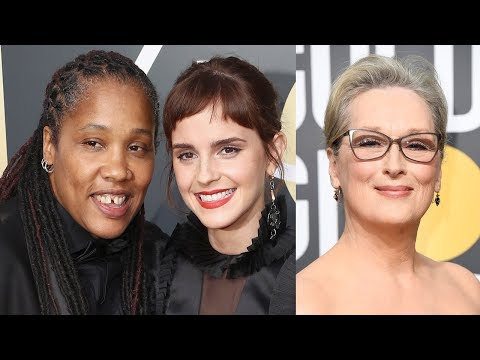 Most INSPIRING Celeb Quotes From 2018 Golden Globes Red Carpet