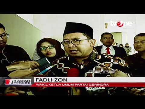 Fadli Zon: Ratna Sarumpaet Dianiaya 2-3 Orang Lelaki