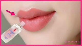 5 मिनिट में Baby Oil से काले होठों को गुलाबी और सुंदर बनाये 100% Working / 1 बार में Get Pink Lips