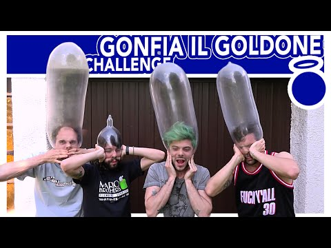 GONFIA IL GOLDONE CHALLENGE - THE DOPES