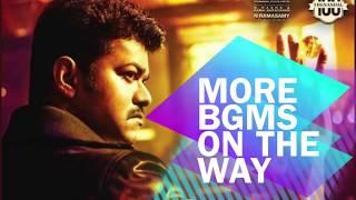 Mersal BGM   Maayon Theme Music   Vijay, Samantha, Kajal   A R Rahman   Atlee