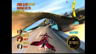 Powerdrome ... (PS2)