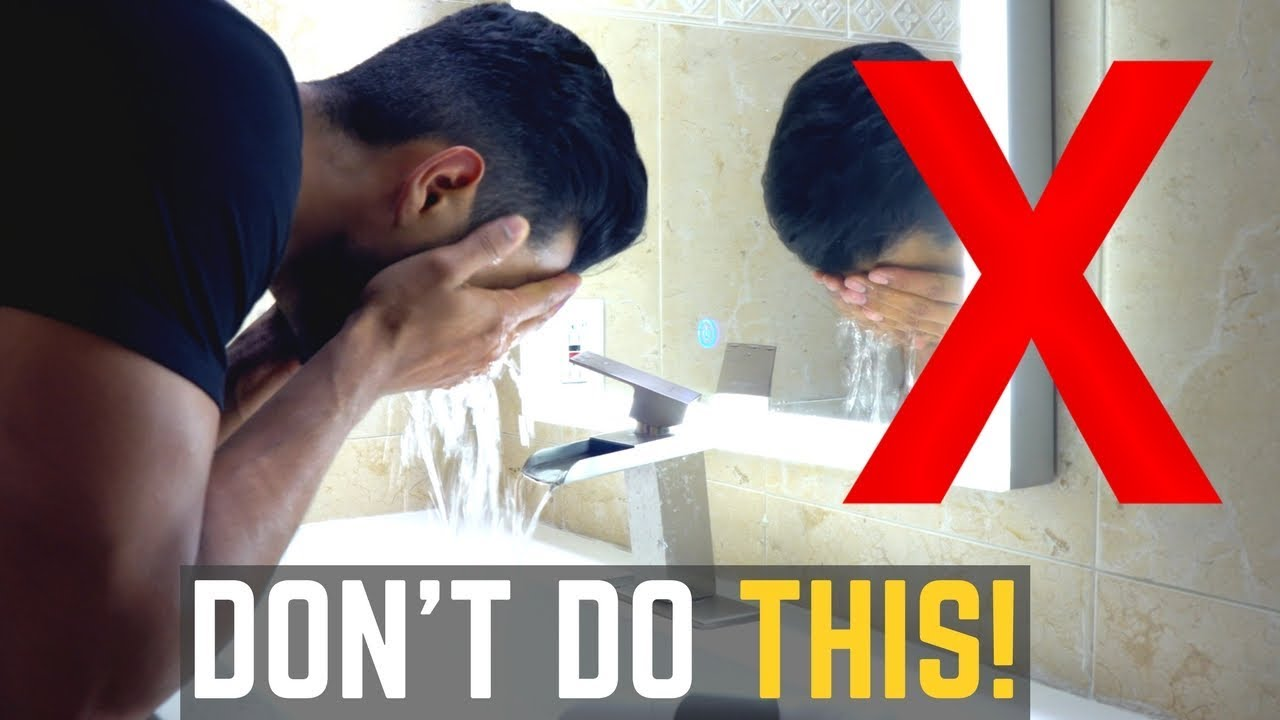 How To Properly Wash Your Face You Ve Been Doing It All