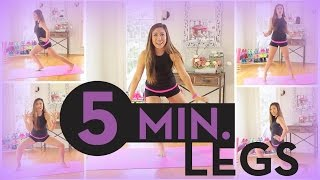 5 Minute Long Lean Legs