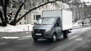 видео Конструктивные особенности автомобилей ГАЗон-Некст