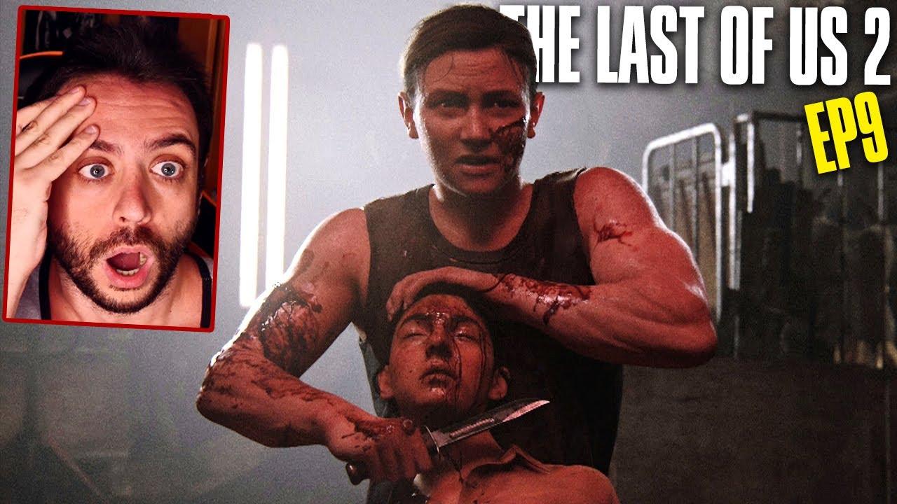 ABBY A PUNTO DE COMETER EL ERROR DE SU VIDA | The Last Of Us 2 - #9 (Penúltimo episodio)