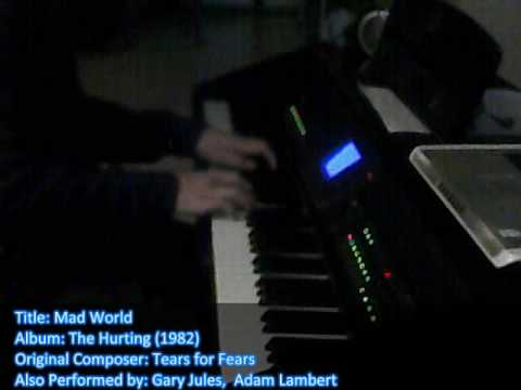 Mad World - Piano Version (w/ Strings)