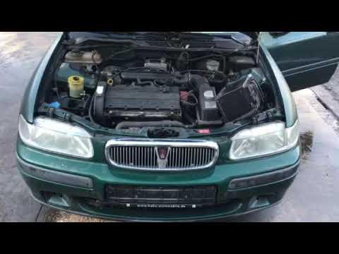 Разборка Rover 400-series 1.6 16 K4F (VIN: SARRTSLZSAD197217) 68112