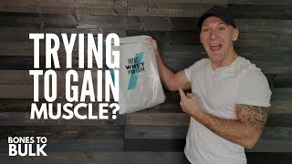 Trying to Gain Muscle?  (This is Key!)