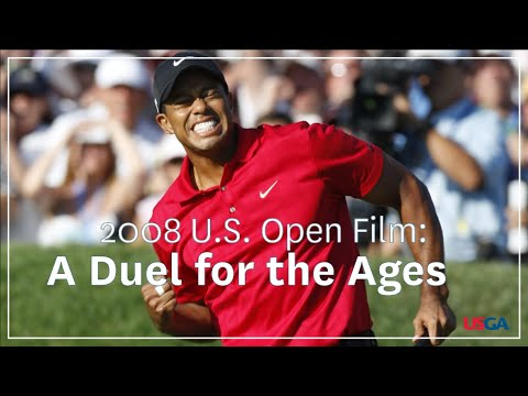 "2008 U.S. Open Film: ""A Duel for the Ages"""