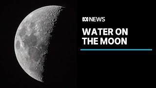 NASA finds water on the Moon | ABC News