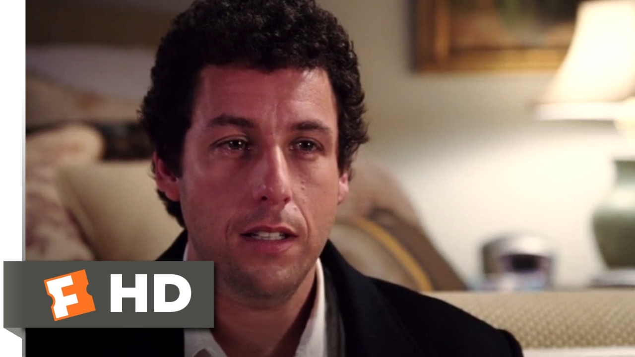 Adam Sandler Cosby Show spanglish (2004) - a crack in the planet scene (6/10) | movieclips