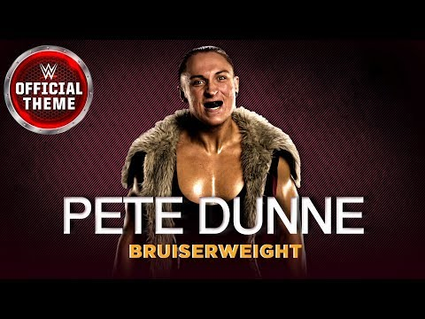 Pete Dunne - Bruiserweight (Entrance Theme)