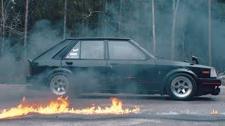 Clean Mazda 323 GT (BD) 1984   RARE 5-Door   JVKUB Media