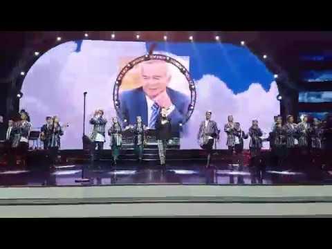 Ботир Қодиров 2016 концерти якунидаги холат