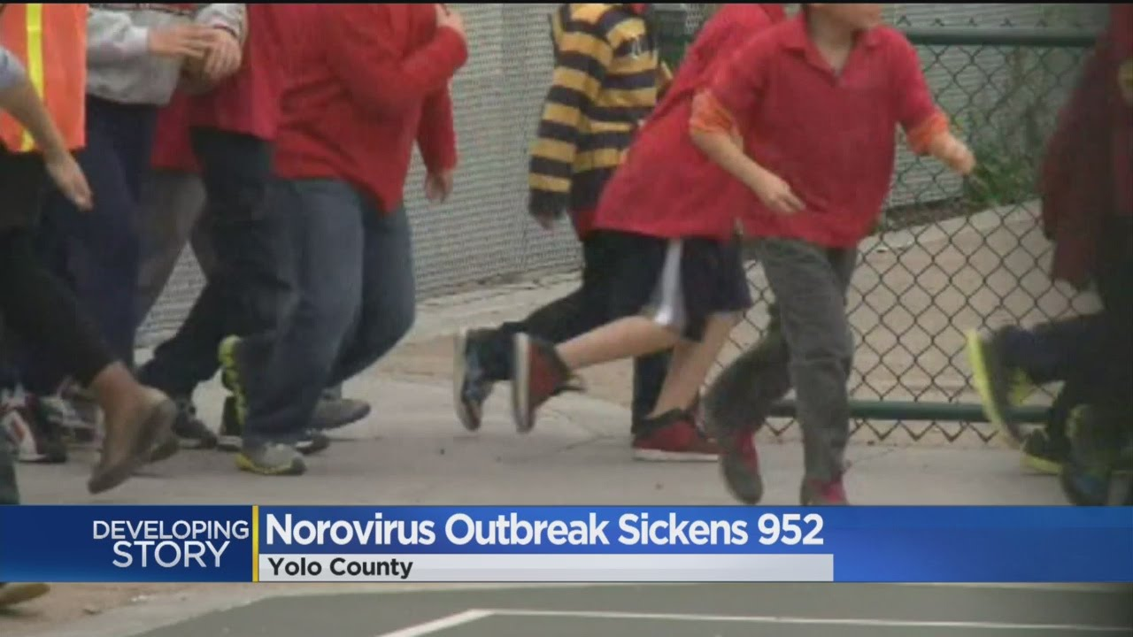 Norovirus outbreak is forcing two Woodland schools to close