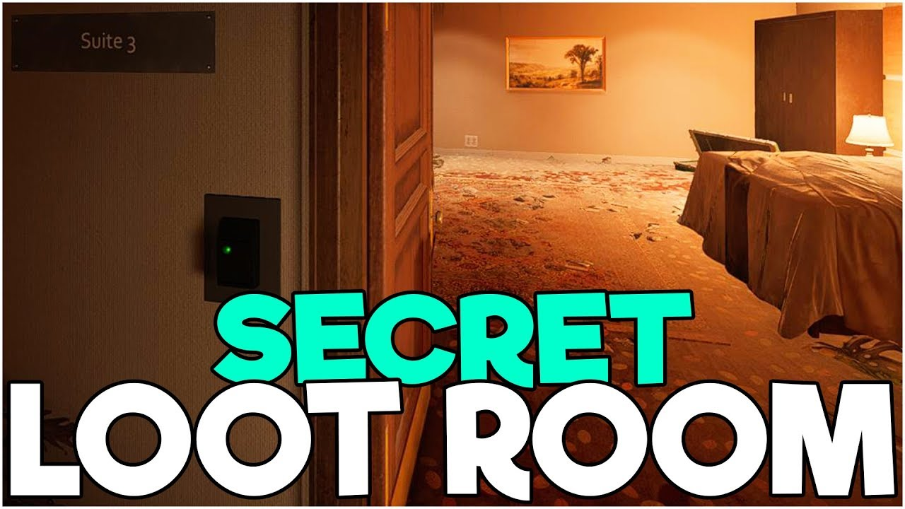 HOW TO ACCESS THE SECRET LOOT ROOM IN THE GRAND WASHINGTON HOTEL!! - The  Division 2 Tips & Tricks