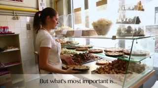 Biscottificio Innocenti in Rome - Eating Italy Tours