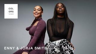 ENNY ft. Jorja Smith - Peng Black Girls Remix   A COLORS SHOW