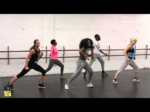 Intro to African Dance: Cocorobics: The Buzzkklub S4 E5