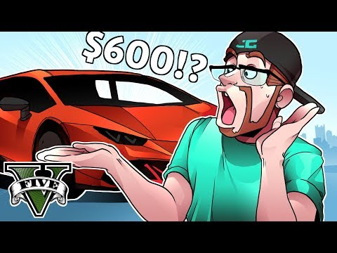 GTA 5 $600 LAMBO! GTA 5 Roleplay (GTA 5 RP Multiplayer RolePlay)