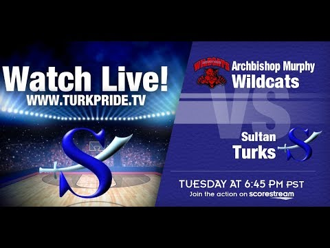 17-18 Girl's Basketball - Sultan vs. Archbishop Murphy