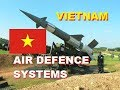 Air Defence Systems of Vietnam