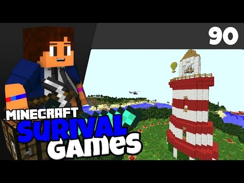 Minecraft Survival Games | Ep 90 | This Why We Can't Have Nice Things