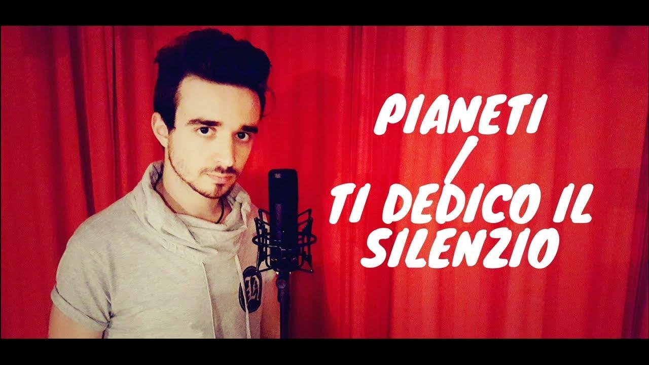 ultimo pianeti ti dedico il silenzio cover youtube