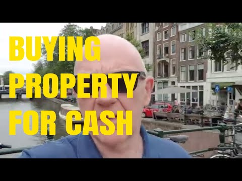 Buying Property For Cash-What Are The Advantages (If Any)?