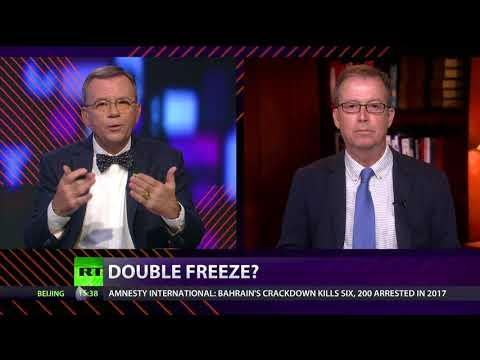 CrossTalk on North Korea: DOUBLE FREEZE?