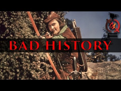 The Robin Hood complex - Social banditry theory and myth making
