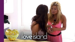 The Girls Are NOT Happy With Zara After Sleeping With Alex - Love Island 2016