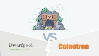 Dwarfpool против Coinotron. PPLNS против PPLNS. Кто круче? Битва пулов. Battle #2