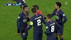 Aus diesem Clip lernen wir: Leg dich nicht mit Neymar an! | DAZN