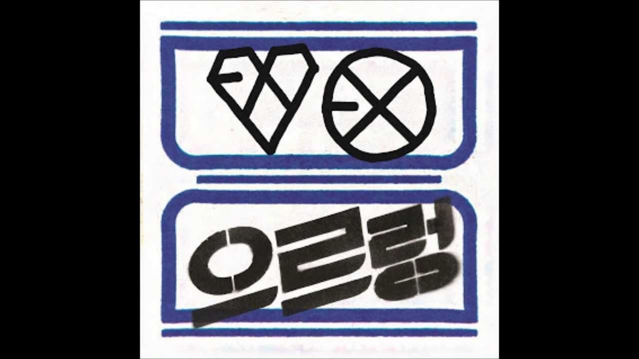 (鈴聲) EXO K - Growl rightone