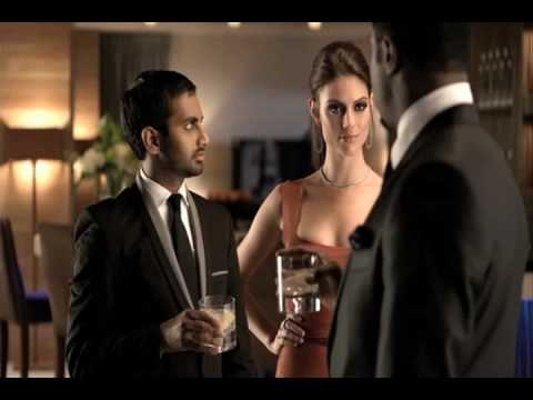 Ciroc Smooth Off ft Diddy, Aziz Ansari and Julia Voth