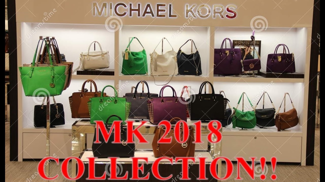 8cd1c170de56 BEST Michael Kors Women's HandBags 2018 NEW COLLECTION !! - YouTube