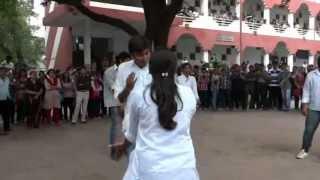 I follow street play - Mannu Bhai Ni Motor