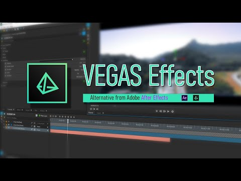 VEGAS Effects. Alternative to adobe After Effects?